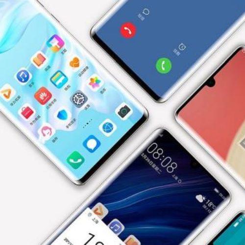 El sistema propio de Huawei 'HongMeng OS' esta listo a finales de año
