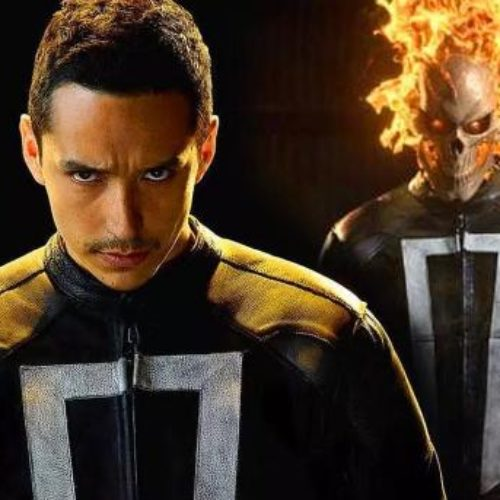 Volverá Gabriel Luna como 'Ghost Rider' en un  nueva serie para Hulu