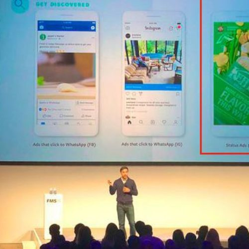 WhatsApp comenzara a mostrar anuncios en 2020