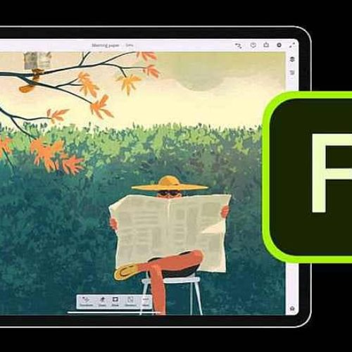 La nueva app de Adobe para dibujar en tu iPad 'Adobe Fresco'