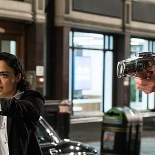 Tráiler final y poster de 'Men in Black: International' ¿Listos para la expansión del universo?