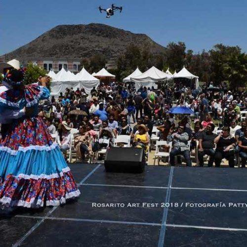 Rosarito Art Fest celebra su décima edición